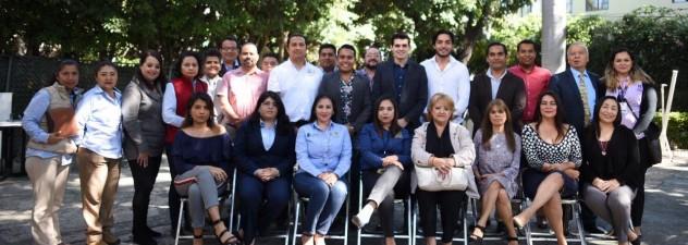 Genera Impajoven alianzas en favor de las juventudes de Morelos