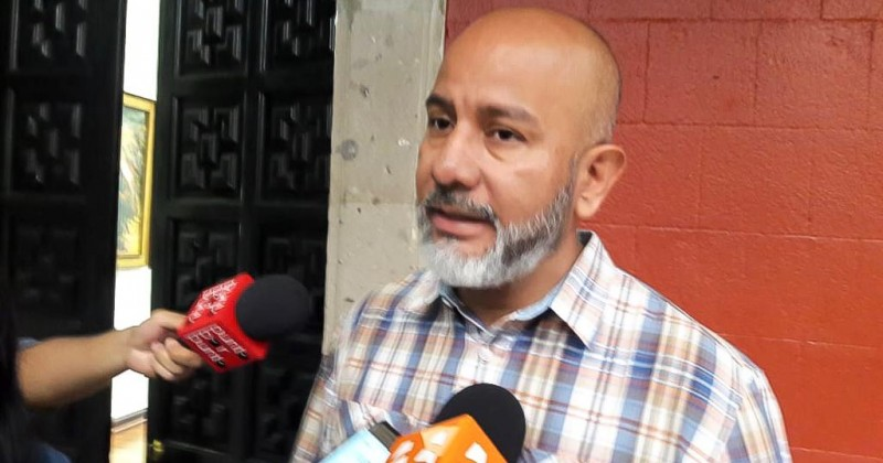 Contacto permanente con autoridades municipales sin distingos partidistas: Marco Martínez