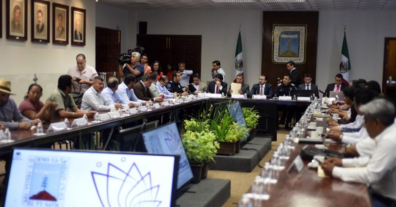 Llama Gobierno del Estado a municipios para coordinar trabajo por la seguridad en Morelos