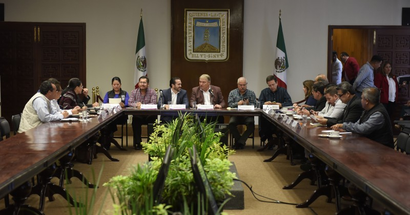 Pide Cuauhtémoc Blanco a gabinete estatal redoblar esfuerzos
