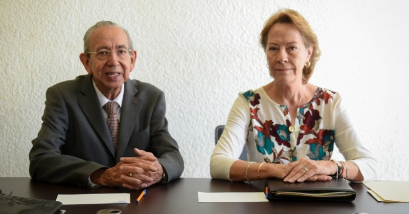 Agradece titular de Educación confianza del Gobernador Cuauhtémoc Blanco