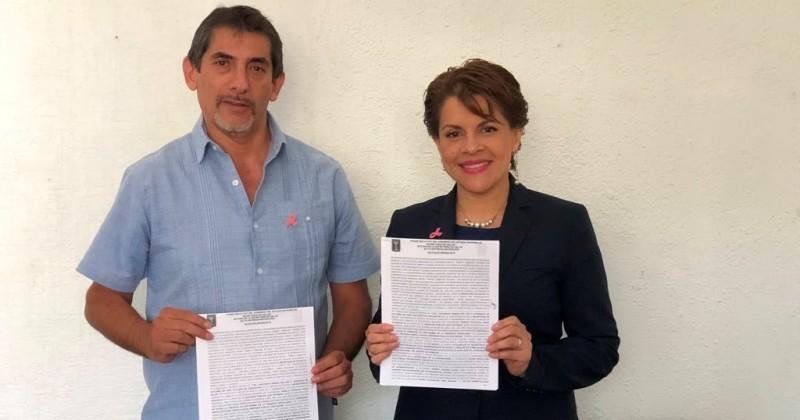 Toma Marco Antonio Cantú Cuevas titularidad de la Secretaría de Salud