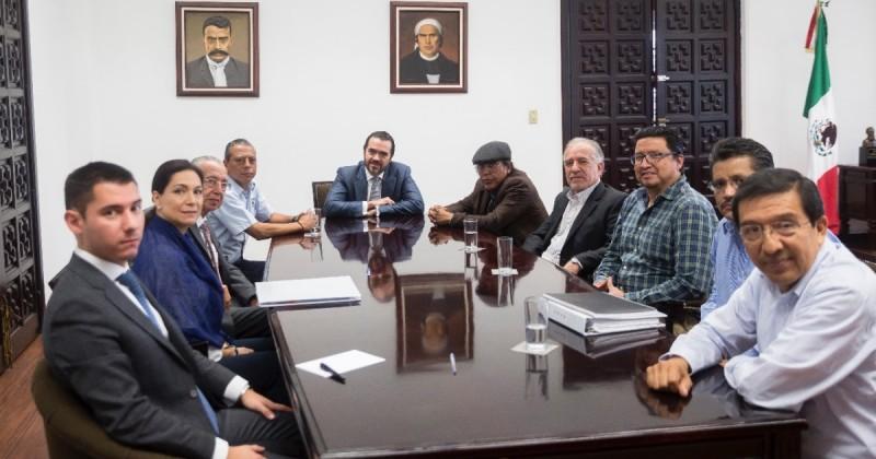 Fortalecer a la UAEM y atender las necesidades de sus alumnos, maestros y personal, objetivo del nuevo gobierno