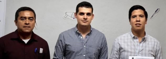 Asume Diego Alcázar Pérez titularidad del Impajoven