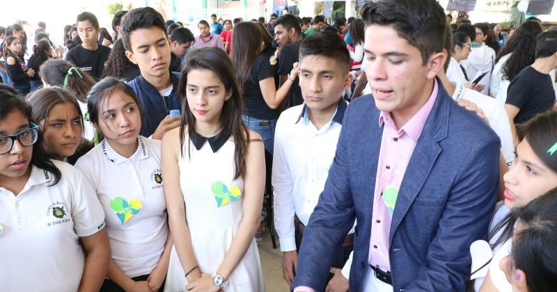 Participarán alumnos del Cobaem en JA Social Challenge 2018