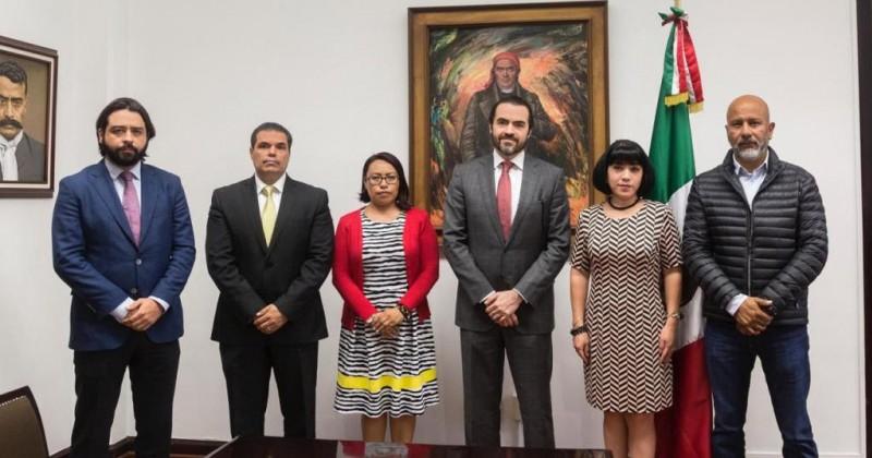 Llama Secretario de Gobierno a mantener la gobernanza y estabilidad social en Morelos