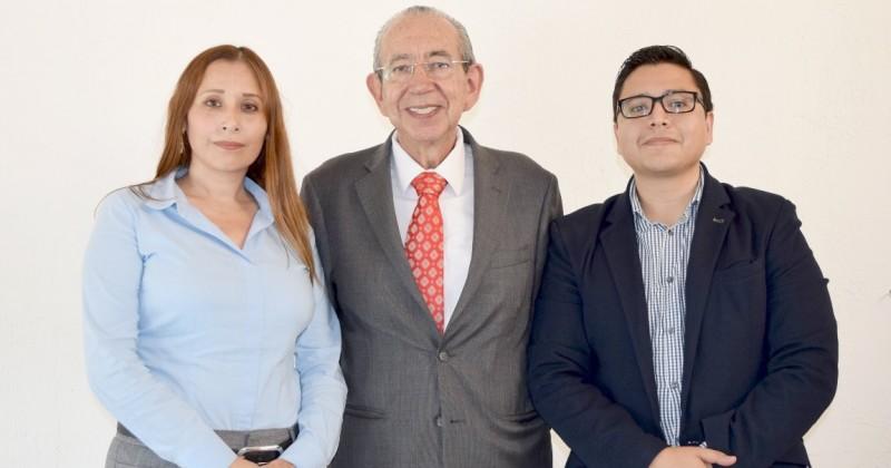 Presentan a nueva titular de la Coordinación Estatal del Subsistema de Preparatoria Abierta