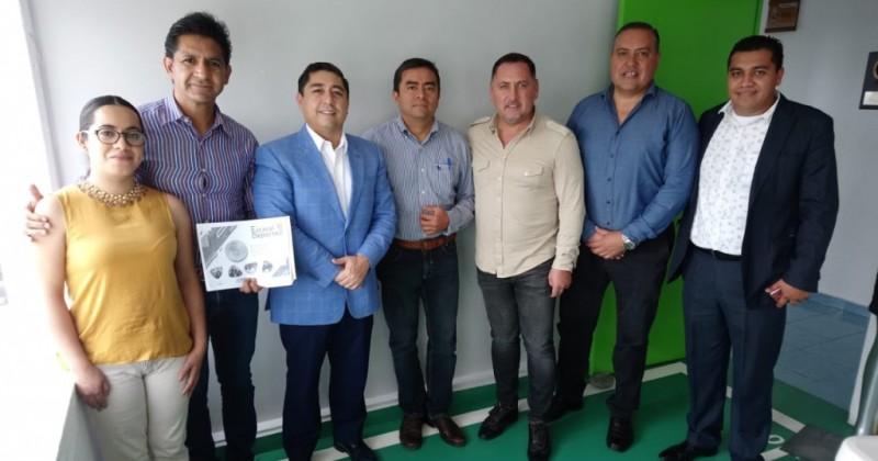 Osiris Pasos Herrera nuevo titular del Instituto del Deporte y Cultura Física del Estado de Morelos