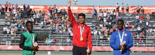 Gana morelense en Juegos Olímpicos de la Juventud en Argentina