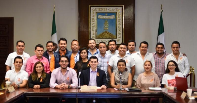 Fortalece Impajoven trabajo coordinado con ayuntamientos