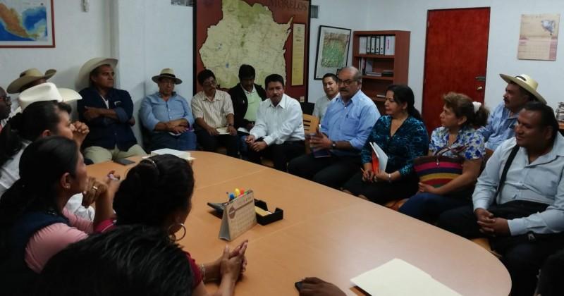 Manejará Sedagro transparencia en apoyos para campesinos
