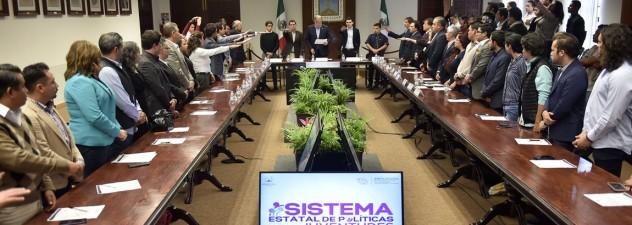Reconoce Gobierno de México a Morelos por iniciativas a favor de las juventudes