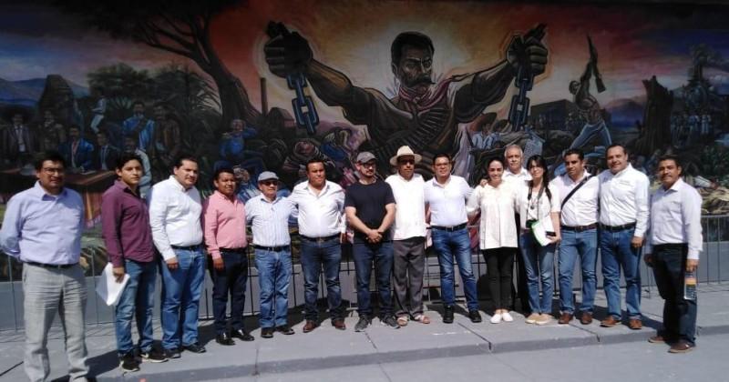 Realizan Maldonado krinis y Román Meyer recorridos en Ayala