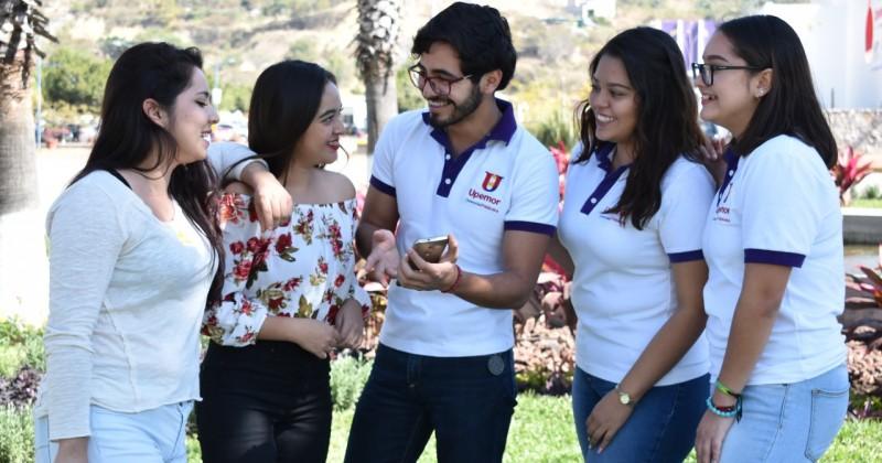 Busca Upemor que jóvenes conozcan sus carreras profesionales
