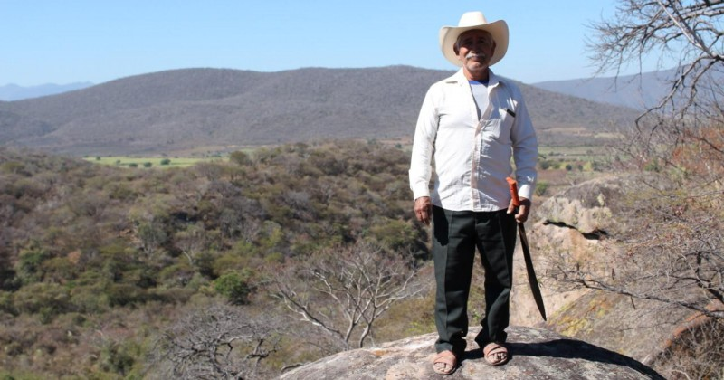 Campamento Zapata, un espacio destinado al ecoturismo: SDS