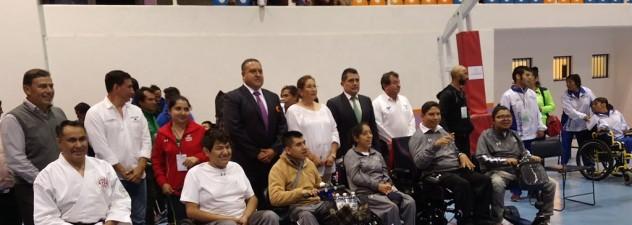 Es Morelos Sede del XV Campeonato Nacional Multideportivo de Parálisis Cerebral