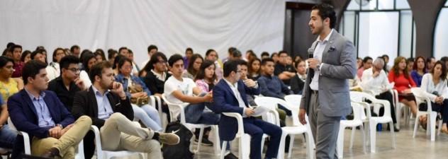 Tiene Morelos condiciones para que juventudes emprendan