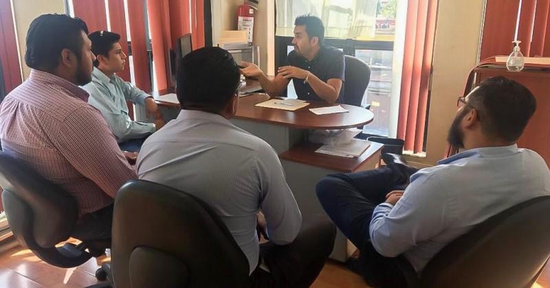 Acompaña Secretaría de Gobierno a autoridades municipales electas en proceso de entrega recepción