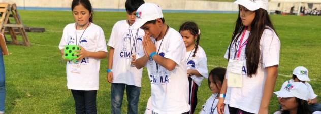 Fomentan cuidado del agua en la XLX edición de CIMMA