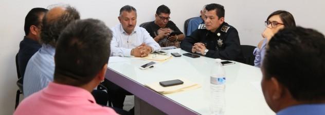 Pide SMyT tomar precauciones por obras de infraestructura en calle Salazar del Centro Histórico