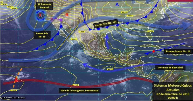 Pronostican condiciones estables para Morelos durante este fin de semana