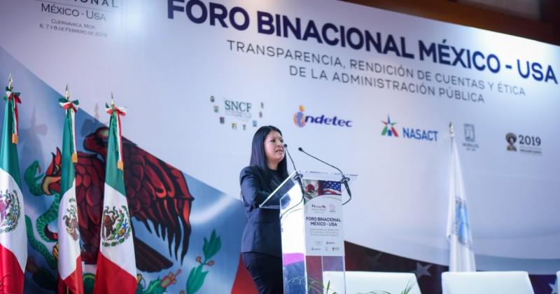 Impulsa Gobierno de Morelos la transparencia y rendición de cuentas