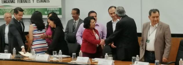 Participa Morelos en audiencia pública sobre reforma educativa