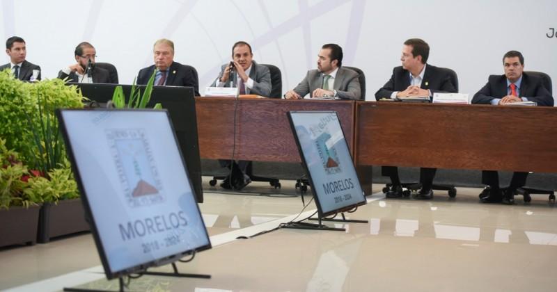 Recibirán municipios adelanto de participaciones: Cuauhtémoc Blanco