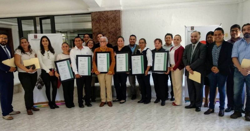 Reconocen a Morelos por acciones para prevenir el VIH/Sida