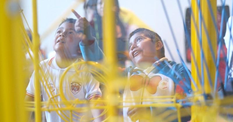 Incentiva DIF Morelos la recreación en alumnos de primaria