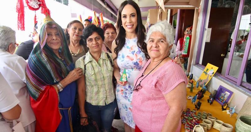 Realiza DIF Morelos posada para adultos mayores