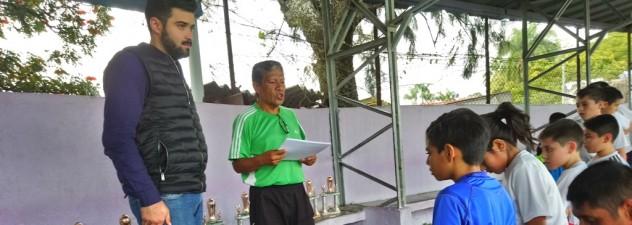 Premia INDEM a equipos ganadores de Liga Interestatal de Fútbol Infantil