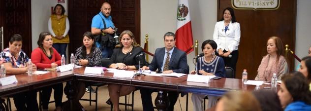Trabajarán juntos Gobierno del Estado y municipios por una Agenda de Igualdad