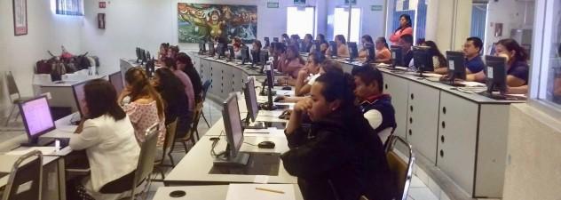 Cumple IEBEM meta 2018 en evaluación docente
