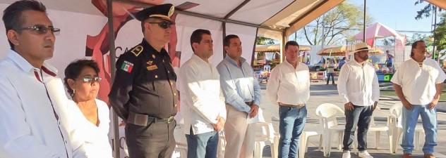 Trabaja Gobierno del Estado de la mano con la gente: José de Jesús Guizar