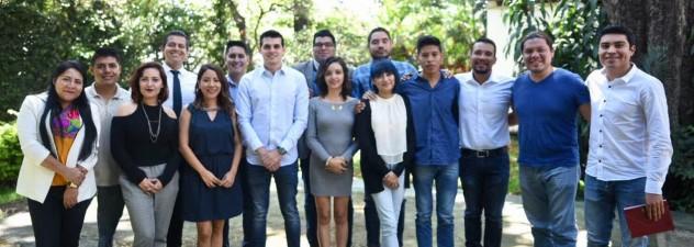 Propondrán Reforma de Ley a favor de juventudes de Morelos