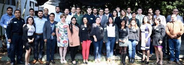 Preparan catálogo de acciones de Gobierno con perspectiva de juventudes