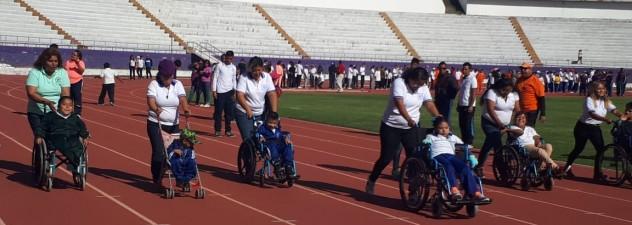Organiza IEBEM Olimpiada Especial