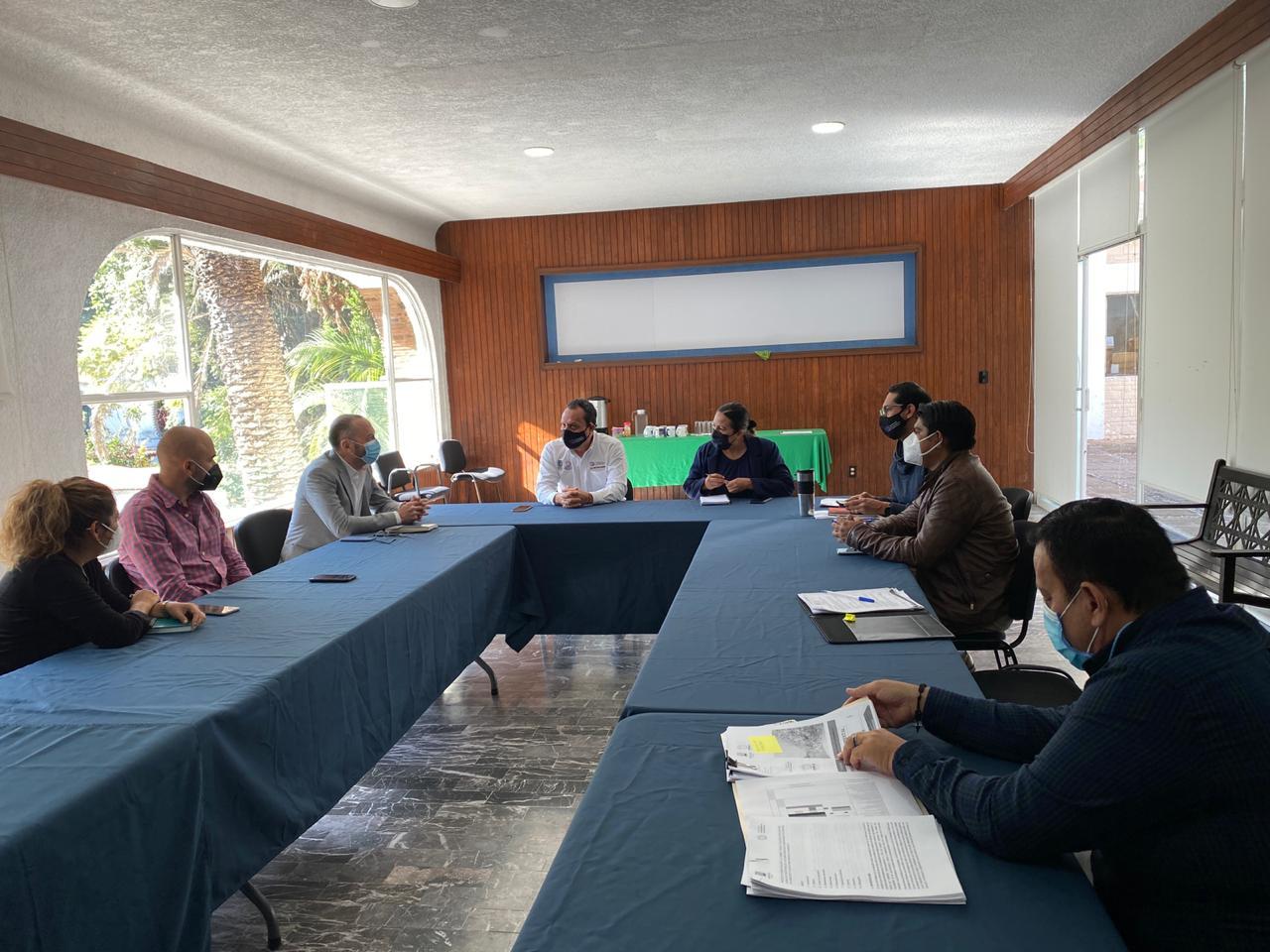 Primera reunión de las Comisiones de Enlace de las Administraciones Públicas Saliente y Entrante