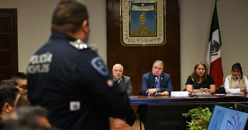 Recuperar la paz y la seguridad, prioridad del Gobierno estatal