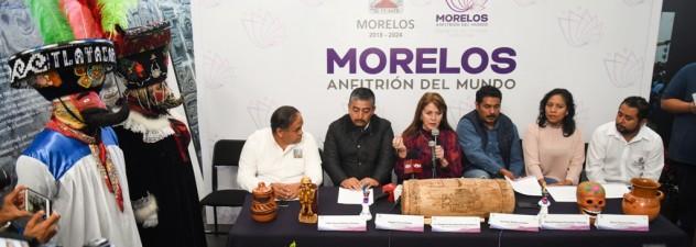 Participará Morelos en eventos nacionales del sector turístico y cultural