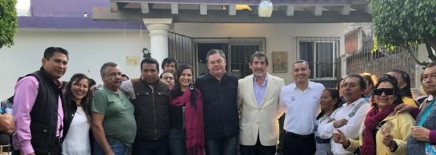Busca Salud sumar esfuerzos con municipios a favor de los morelenses
