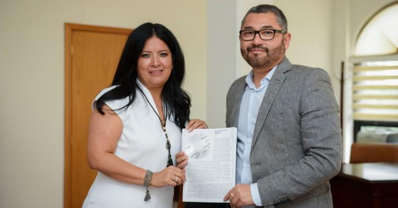 Asumen secretarias de Administración y Economía compromiso del gobernador Cuauhtémoc Blanco
