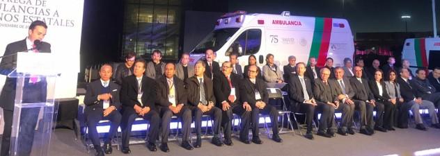 Buscan consolidar un sistema de salud pública de calidad y eficiente