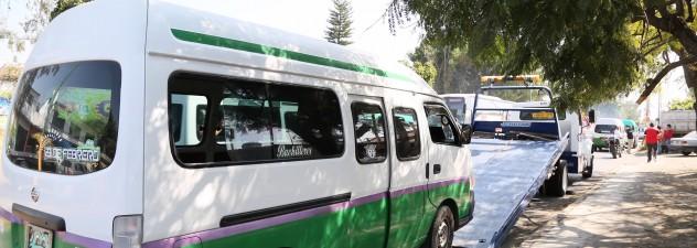 Busca SMyT mejorar calidad en el servicio de transporte público