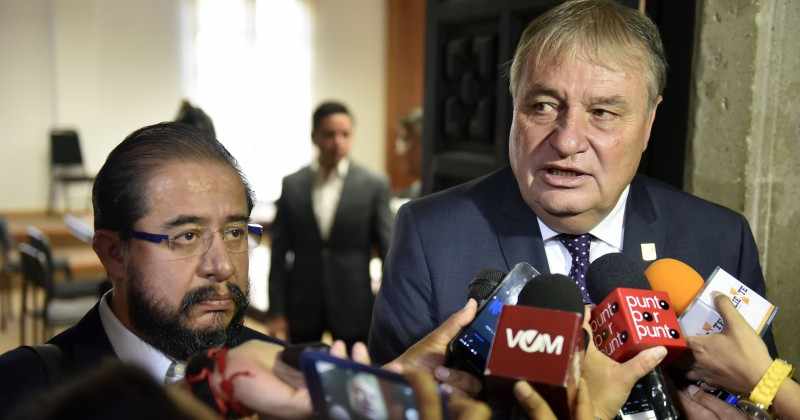 Proponen gobiernos de Morelos y de México Plan de Paz para la entidad