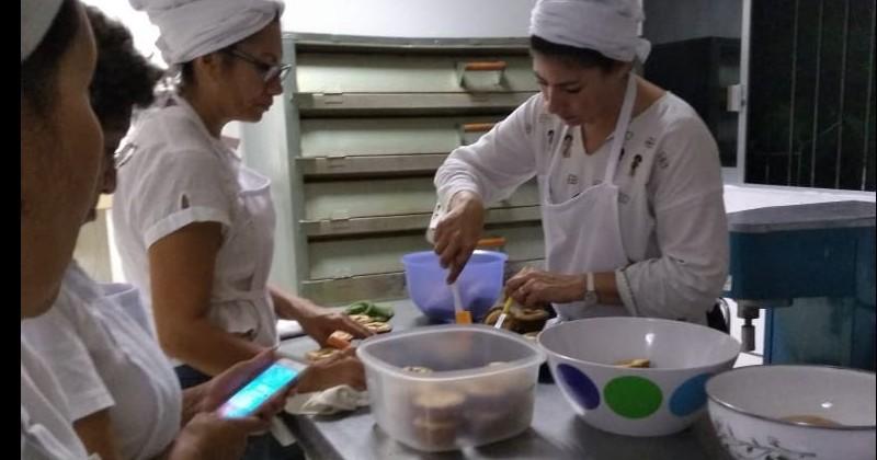 Ofrece CEDIF Temixco taller de panadería tradicional