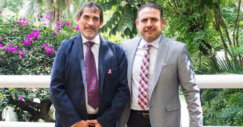 Presentan a Josué Larios morales como director del Seguro Popular