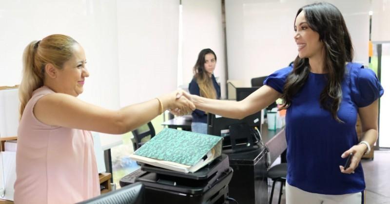 Llama Presidenta del Sistema DIF Morelos a trabajar a favor de la población vulnerable
