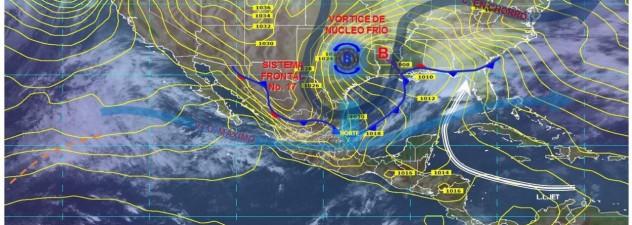 Continuará ambiente frío en las noches en Morelos
